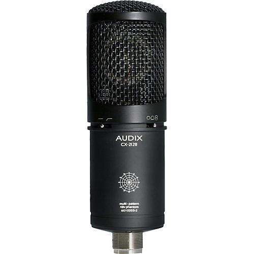 Audix CX212B Large Diaphragm Condenser Mic Multi-Pattern