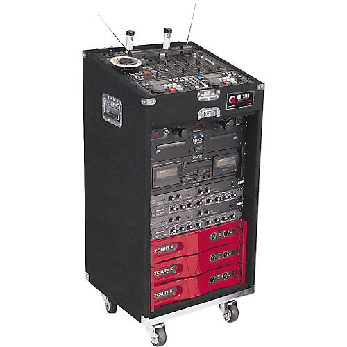 Odyssey CXL116W Deluxe Combo Case with Wheels