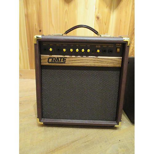 Crate Ca30 Acoustic Guitar Combo Amp