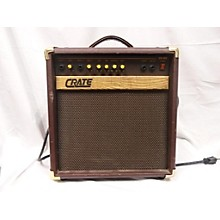 Crate Ca30s Acoustic Guitar Combo Amp