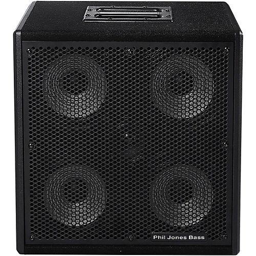 Phil Jones Bass Cab-47 300W 4x7 Bass Speaker Cabinet