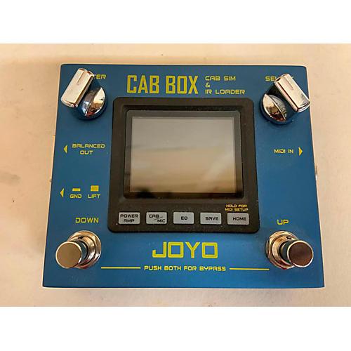 Joyo Cab Box Cab Sim Pedal