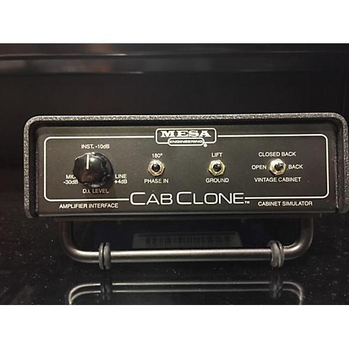 Mesa Boogie Cab Clone Audio Interface