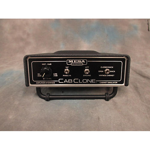 Mesa Boogie Cab Clone Guitar Cabinet
