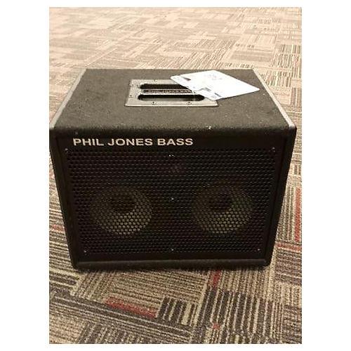 Phil Jones Bass Cab27 Bass Cabinet