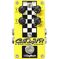 Deals on DigiTech CabDryVR Dual Speaker Cabinet Emulator Pedal