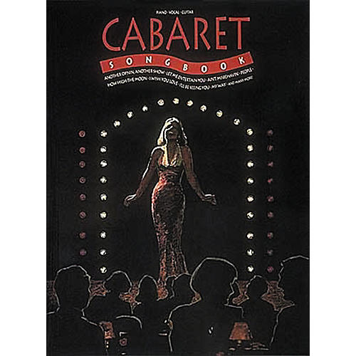 Hal Leonard Cabaret Piano, Vocal, Guitar Songbook