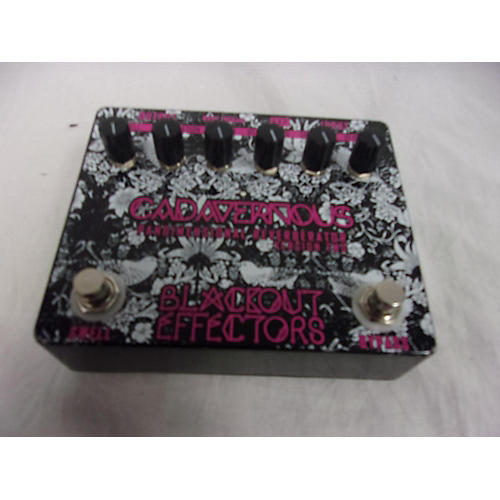 Blackout Effectors Cadavernous Pandimensional Reverberator Effect Pedal
