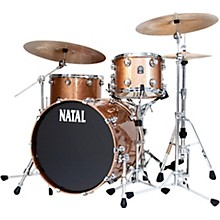 Cafe Racer Traditional Jazz 3-Piece Shell Pack with 18 in. Bass Drum Champagne Sparkle