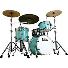 Natal Drums Cafe Racer Traditional Jazz 3-Piece Shell Pack with 18 in. Bass Drum