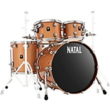 Cafe Racer US Fusion 22 4-Piece Shell Pack with 22 in. Bass Drum Champagne Sparkle