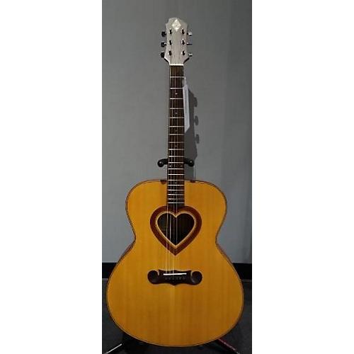 Zemaitis Cag100 Acoustic Electric Guitar
