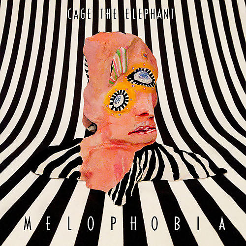 Alliance Cage the Elephant - Melophobia
