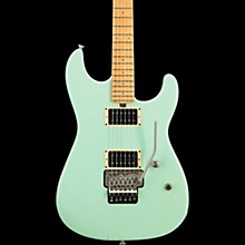 Cali Aged Electric Guitar Surf Green
