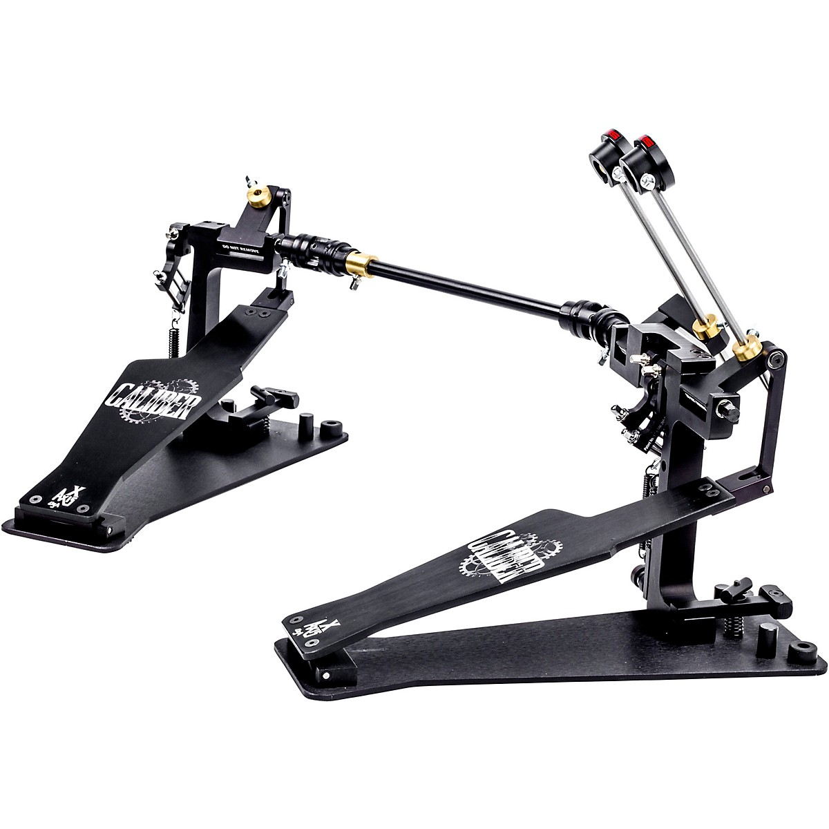 Axis Caliber X Double Bass Drum Pedal