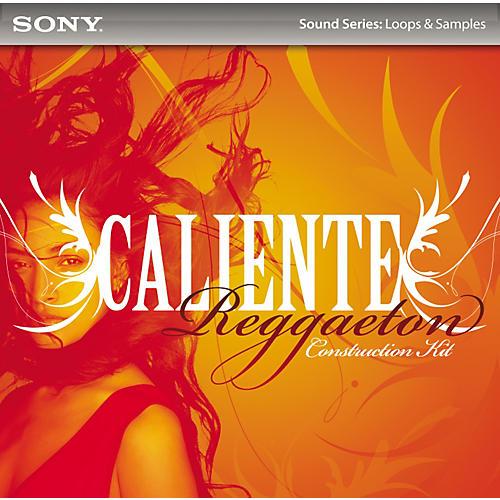 Sony Caliente: Reggaeton Construction Kit