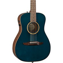 California Malibu Classic Acoustic-Electric Guitar Level 2 Cosmic Turquoise 190839869241