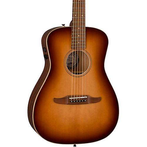 Fender California Malibu Classic Pau Ferro Fingerboard Acoustic-Electric Guitar