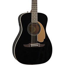 California Malibu Player Acoustic-Electric Guitar Jetty Black