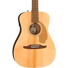 California Malibu Player Acoustic-Electric Guitar Natural