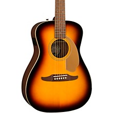 California Malibu Player Acoustic-Electric Guitar Sunburst