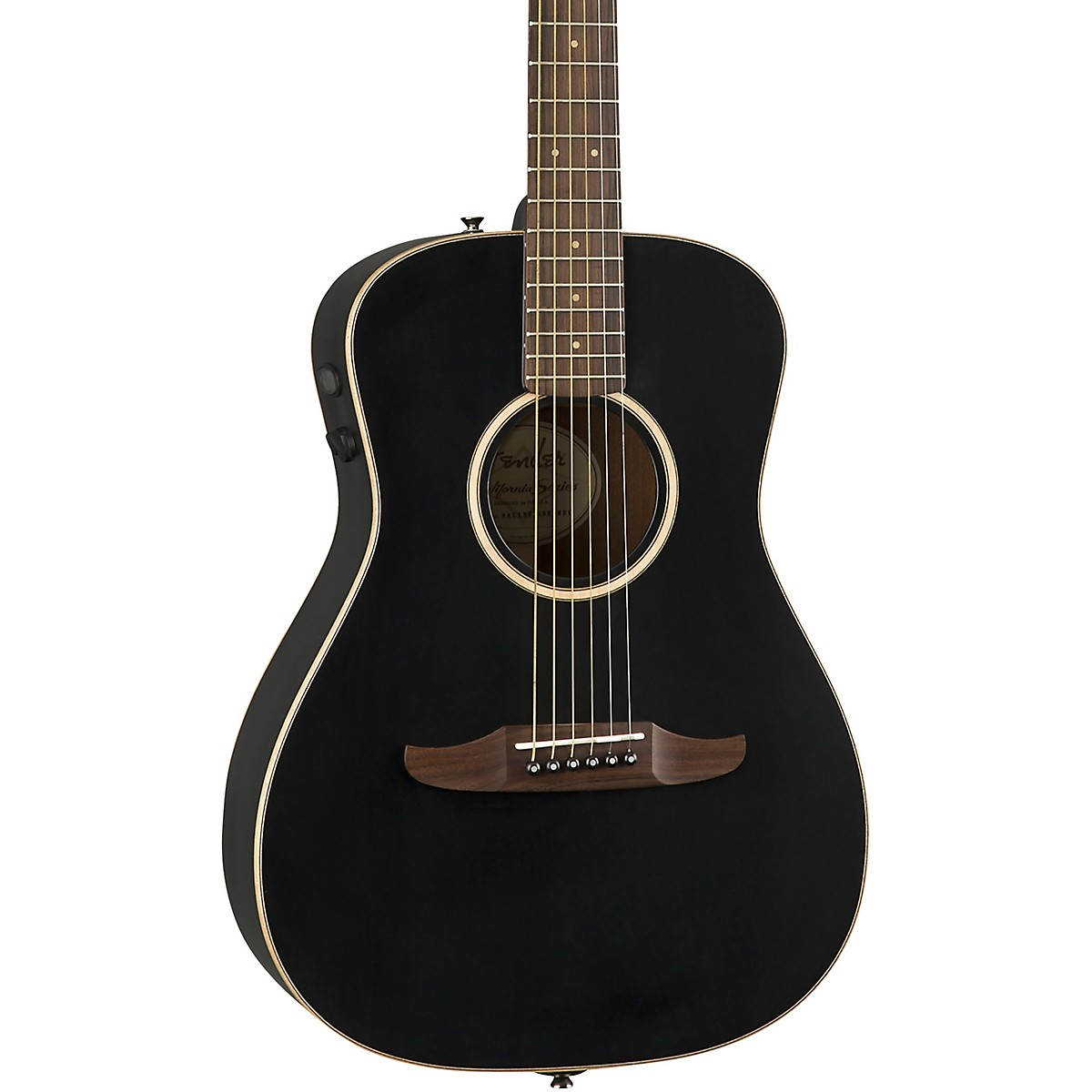 Fender California Malibu Special Acoustic-Electric Guitar