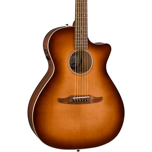 Fender California Newporter Classic Acoustic-Electric Guitar