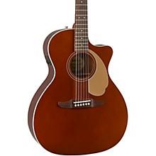 California Newporter Player Acoustic-Electric Guitar Rustic Copper