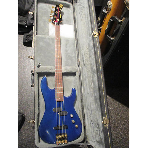 Valley Arts California Pro US P J Electric Bass Guitar