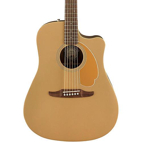 fender california redondo player acoustic electric guitar bronze satin guitar center. Black Bedroom Furniture Sets. Home Design Ideas