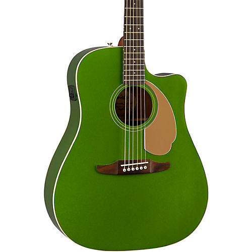 fender california redondo player acoustic electric guitar lime green guitar center. Black Bedroom Furniture Sets. Home Design Ideas