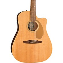 California Redondo Player Acoustic-Electric Guitar Natural
