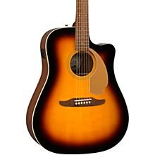 California Redondo Player Acoustic-Electric Guitar Sunburst