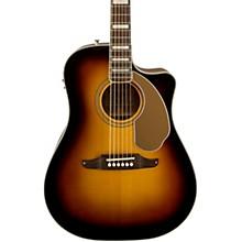 California Series Kingman ASCE Cutaway Dreadnought Acoustic-Electric Guitar Level 2 3-Color Sunburst 190839289810
