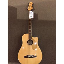 Fender California Series Kingman SCE Acoustic Bass Guitar