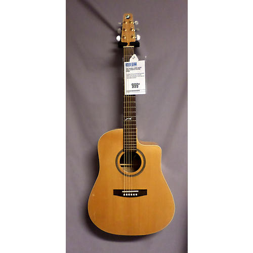 used seagull cameo artist series acoustic electric guitar guitar center. Black Bedroom Furniture Sets. Home Design Ideas