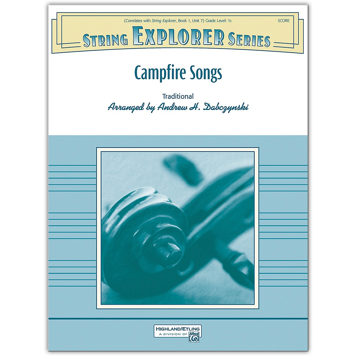 Alfred Campfire Songs Conductor Score 0.5
