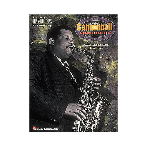 Hal Leonard Cannonball Adderly Collection