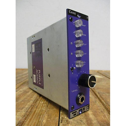 Purple Audio Cans II Rack Equipment