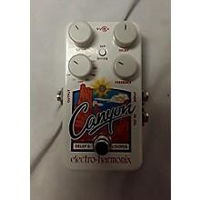 Electro-Harmonix Canyon Effect Pedal