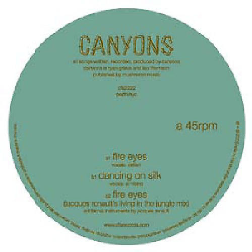 Alliance Canyons - Fire Eyes