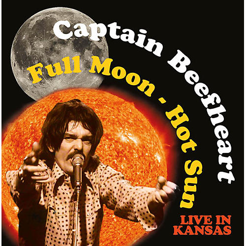 Alliance Captain Beefheart - Full Moon - Hot Sun Live in Kansas