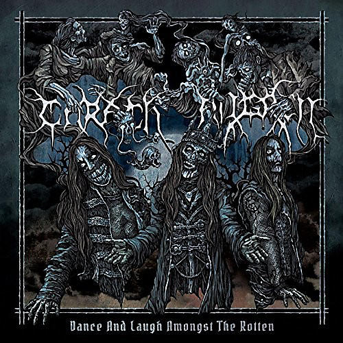 Alliance Carach Angren - Dance & Laugh Amongst The Rotten (Blue Vinyl)