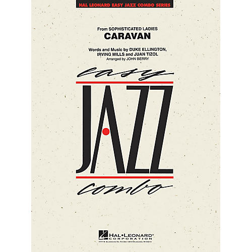 Hal Leonard Caravan Jazz Band Level 2 by Duke Ellington Arranged by John Berry
