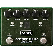 MXR Carbon Copy Deluxe Analog Delay Pedal