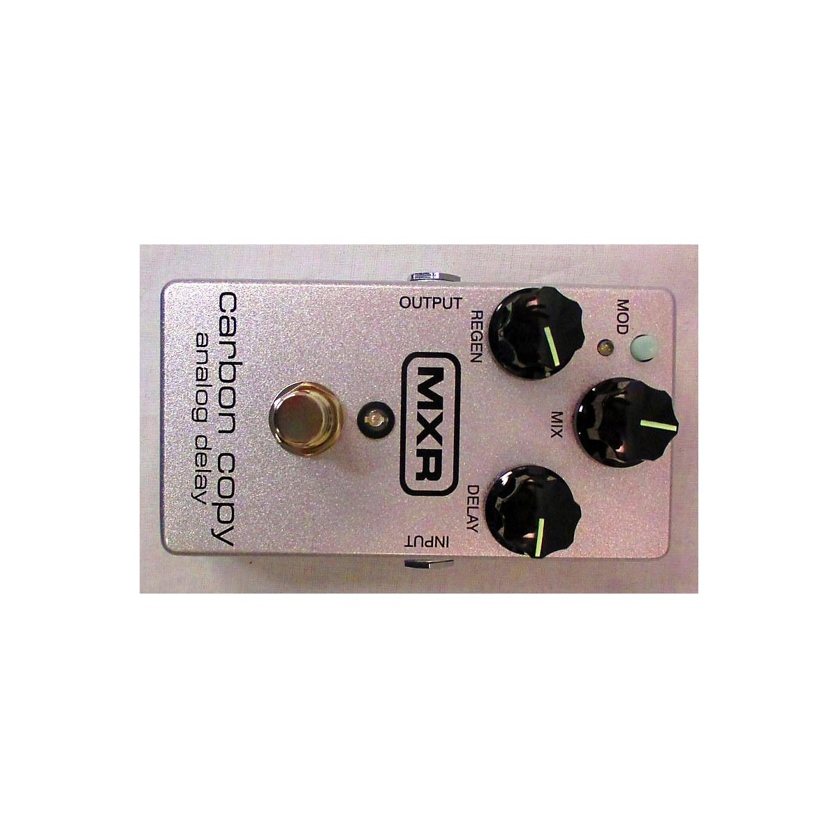 MXR Carbon Copy Effect Pedal