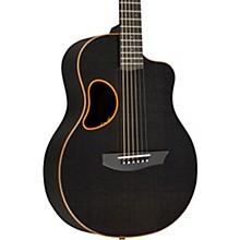 Carbon Series Touring Acoustic-Electric Guitar Orange Binding