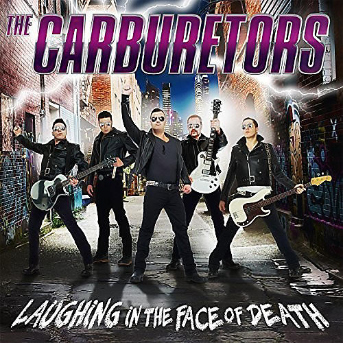 Alliance Carburetors - Laughing in the Face of Death (LP+CD)