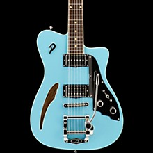 Duesenberg USA Caribou Semi-Hollow Electric Guitar Narvik Blue