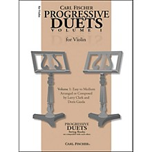Carl Fischer Carl Fischer Progressive Duets Volume 1 - For Violin